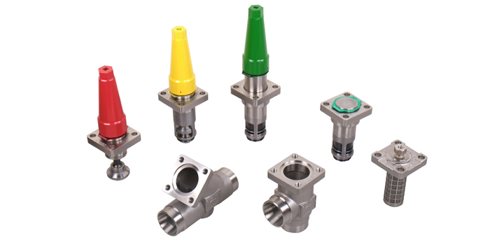 Danfoss lance ses nouvelles valves en acier inoxydable