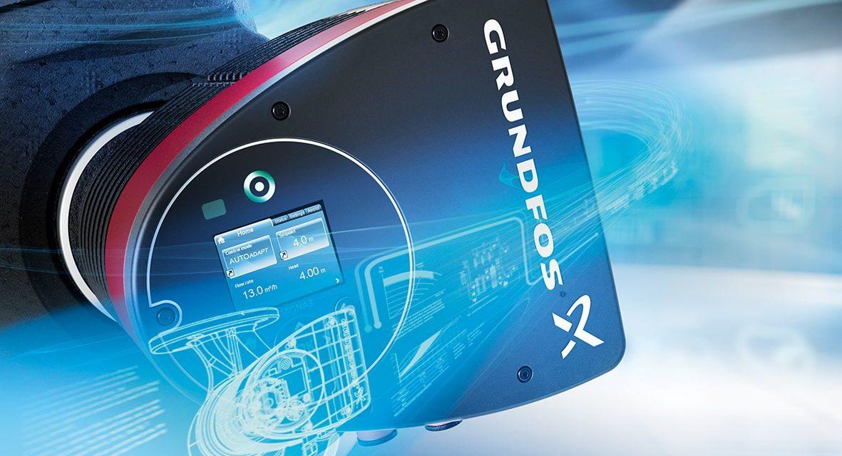 GRUNDFOS lance un outil de recherche et de dimensionnement de PAC en ligne