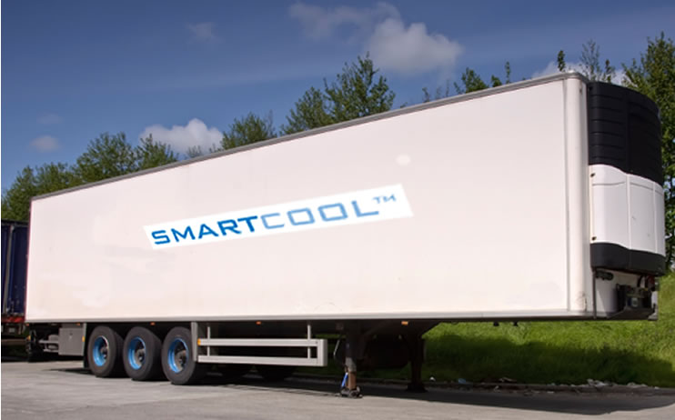 Smartcool entre dans une nouvelle phase de test de transport réfrigérant !