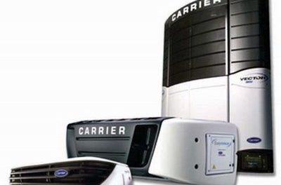 La technologie Transicold de CARRIER utilise des panneaux solaires pour maintenir la batterie des unités de réfrigération