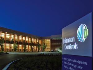 Johnson Controls réaffirme son engagement pour l'environnement