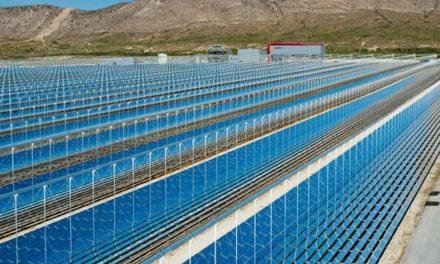 La nouvelle centrale solaire au sel fondu de NOVATEC est opérationnelle