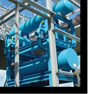LE R450A REMPLACE LE R134A DANS LE SYSTÈME DE CASCADE DE CO2