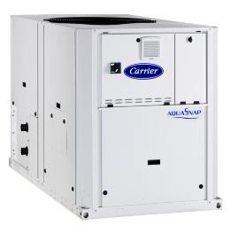 CARRIER dévoile le nouveau refroidisseur AquaSnap, le 30RB avec doté d'une intelligence Greenspeed