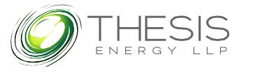 THESIS ENERGY, un nouvel acteur sur le marché européen des infrastrucures productrices d'énergie thermique