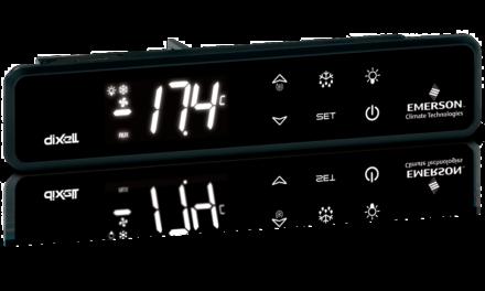 Dixell : les nouveaux contrôleurs de réfrigération d'EMERSON