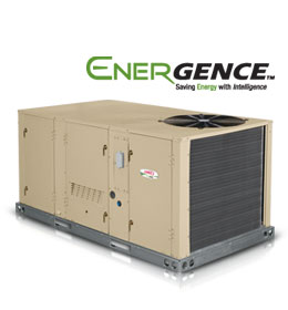 Lennox dévoile de nouvelles unités Energence