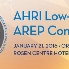 Conférence jointe de l'AHRI et de l'AREP à Orlando le 21 Janvier