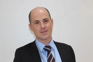 Brice Febvre, responsable de Cegibat (GrDF)