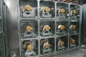 Explication sur les séries de ventilateurs