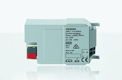 Siemens étend sa gamme Gamma Instabus