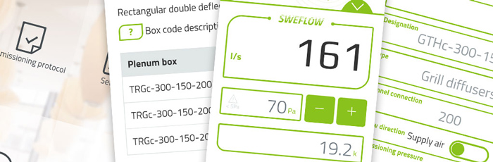 SWEGON lance sa nouvelle application Sweflow