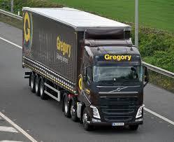 Gregory Distribution choisit Carrier