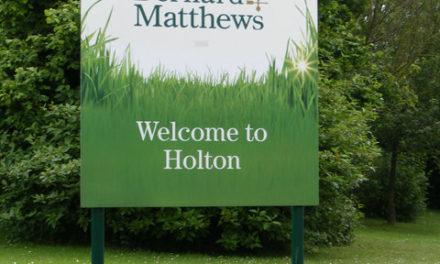 Crowley Carbon aide Bernard matthews pour son Big Green Plan