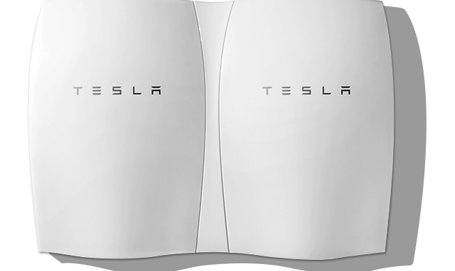 Installation du premier Tesla Powerwall au Royaume-Uni