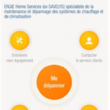 ENGIE Home Services lance son application mobile