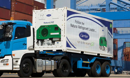 Carrier pousse le CO2 vers le transport