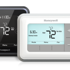 Honeywell étend sa gamme de thermostats Lyric™