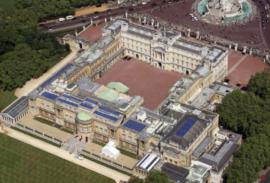 Buckingham Palace vers le solaire ?
