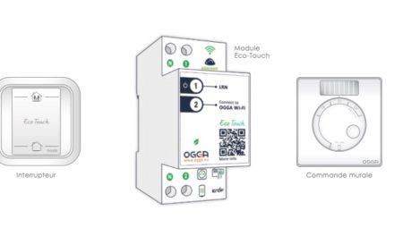 Eco-Touch : l'automate énergétique innovant