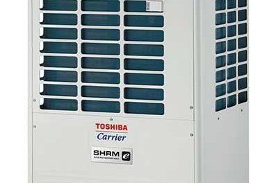 Carrier dévoile un nouveau système VRF avec Toshiba