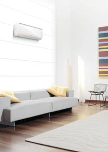 Climatiseur fixe 60 m²