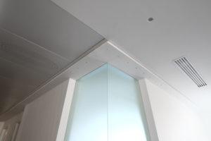 Climatiseur au plafond gainable