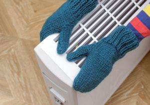 Radiateur électrique froid