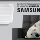 Samsung lance son Windfree Tour