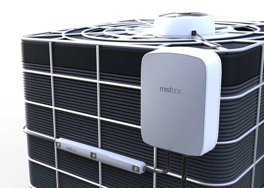 Mistbox promet d'améliorer de 30 % l'efficacité des climatiseurs