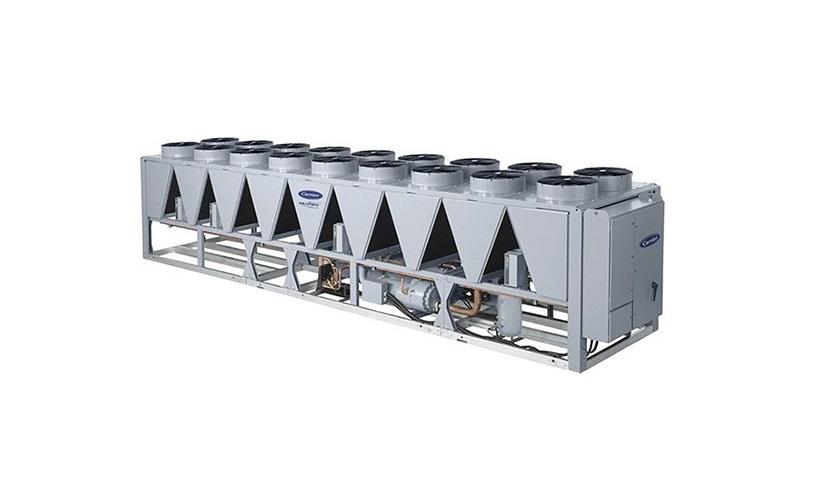 Arabie Saoudite : Carrier lance son nouveau refroidisseur d'eau refroidi par air Aquaforce® 30XV