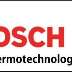 BOSCH THERMOTECHNOLOGY publie ses résultats financiers
