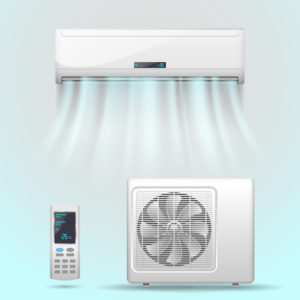 systeme-clim-split-telecommande