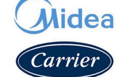 Midea annonce le lancement de Carrier Midea North America