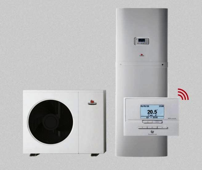Saunier Duval dévoile sa nouvelle pompe à chaleur ultrasilencieuse GeniaSet