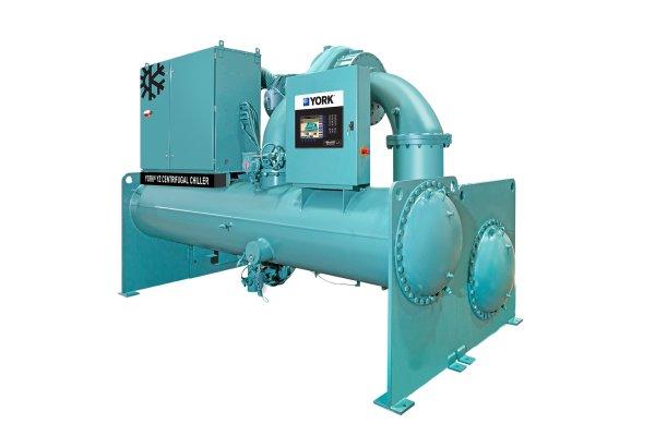 Johnson Controls un nouveau refroidisseur centrifuge magnétique YORK® YZ