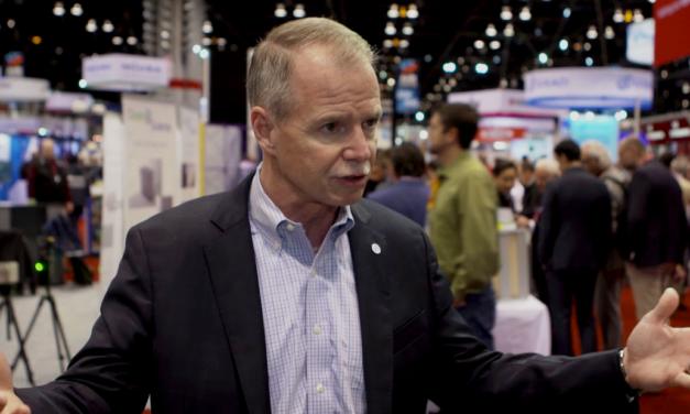 AHR Expo 2018 : Terry McIver s'est entretenu avec George Oliver, PDG  de Johnson Controls