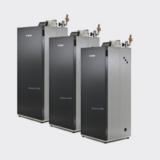 Bosch lance la chaudière industrielle Buderus en acier inoxydable