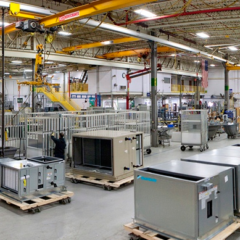 Daikin Applied renforce ses capacités de production au Minnesota
