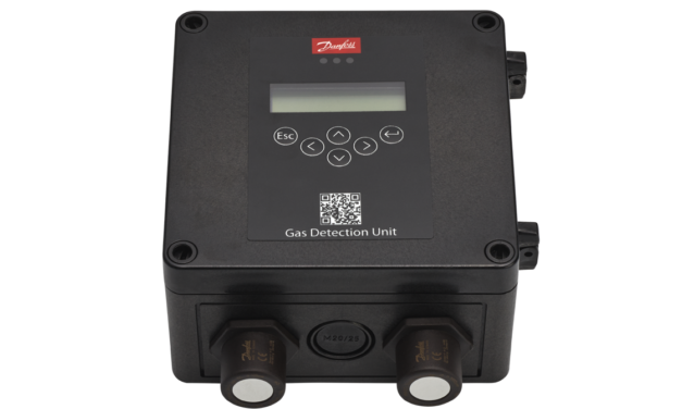 Danfoss lance un détecteur de gaz dédié à la réfrigération industrielle