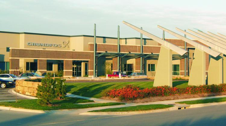 Grundfos inaugure son nouveau bureau à Lenexa au Kansas