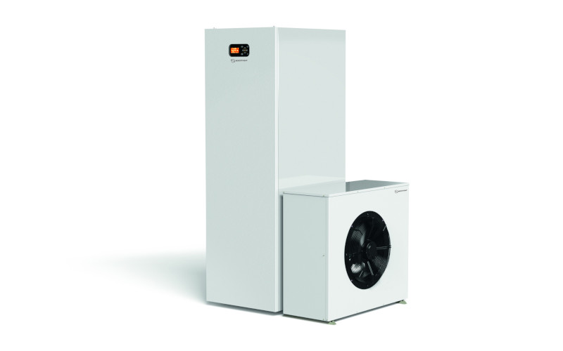 Chaudière thermodynamique BoostHEAT