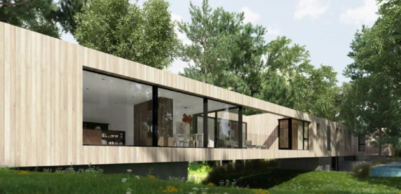 Bosch Thermotechnology fournit des équipements à une maison à énergie zéro
