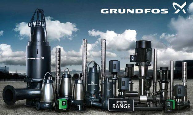 Inauguration d'une nouvelle usine Grundfos en Floride