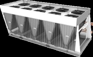 Condenseur technologie micro-canaux Friga-Bohn MXW