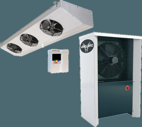 Formation réfrigération Lennox à Lyon -Groupe de condensation split Friga-Bohn VANGUARD