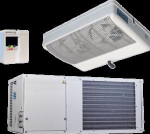 Split system de réfrigération Friga-Bohn MINIFJORD