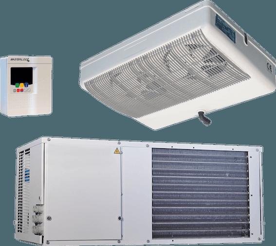 Formation réfrigération CO2 à Lyon - Split system de réfrigération Friga-Bohn MINIFJORD