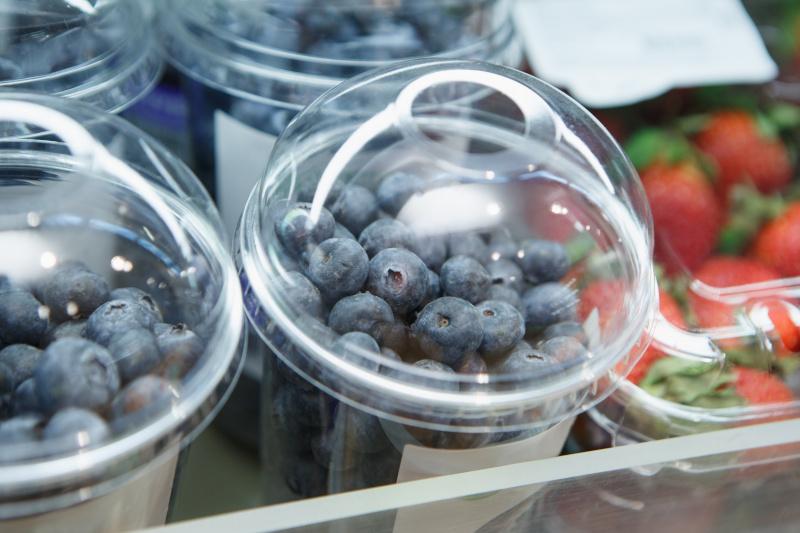 Chambre froide pour fruits et légumes