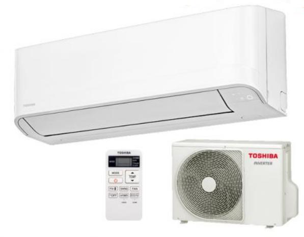 Découvrez la nouvelle gamme de pompes à chaleur Toshiba